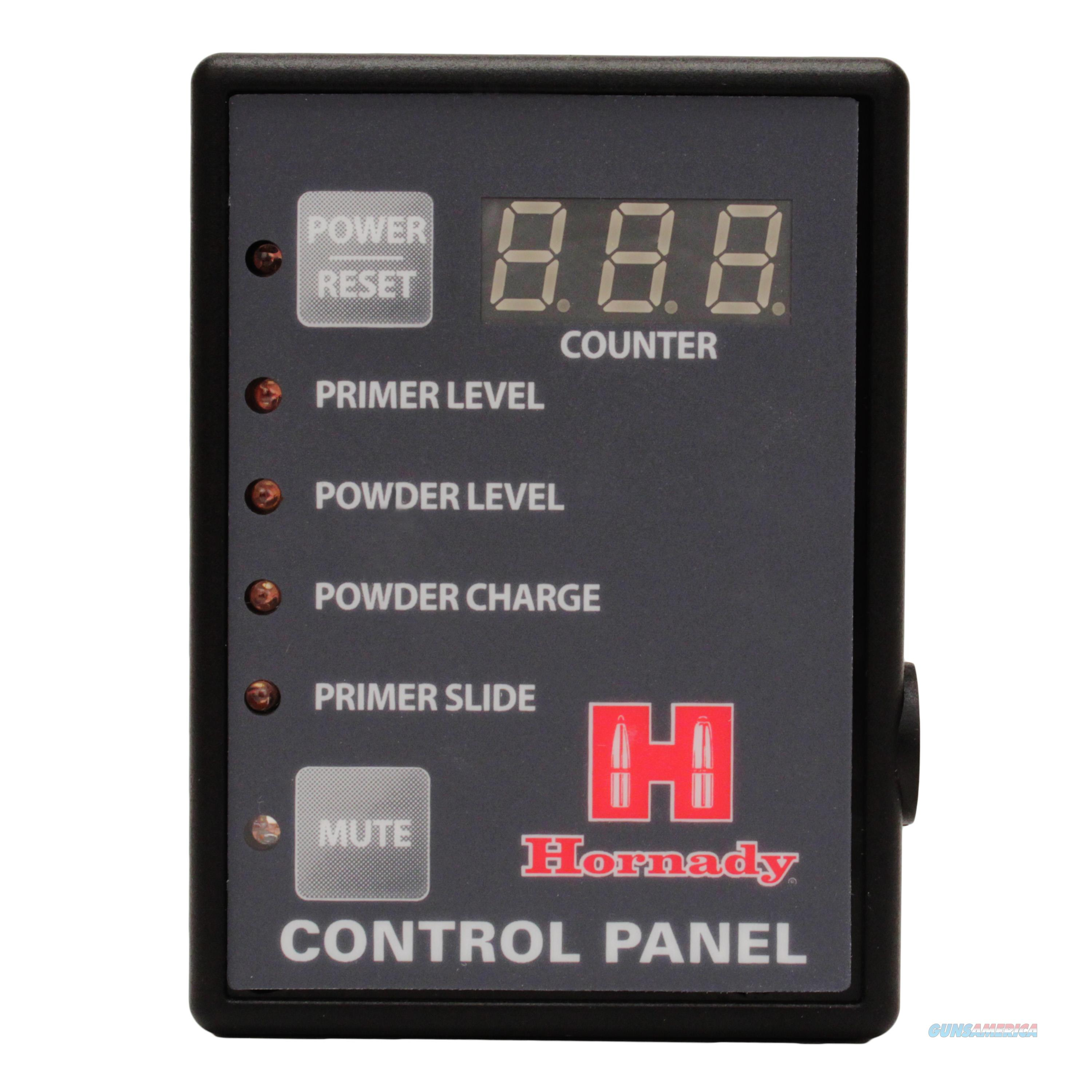 Hornady Lock-N-Load Control Panel 044651  Non-Guns > Reloading > Components > Brass