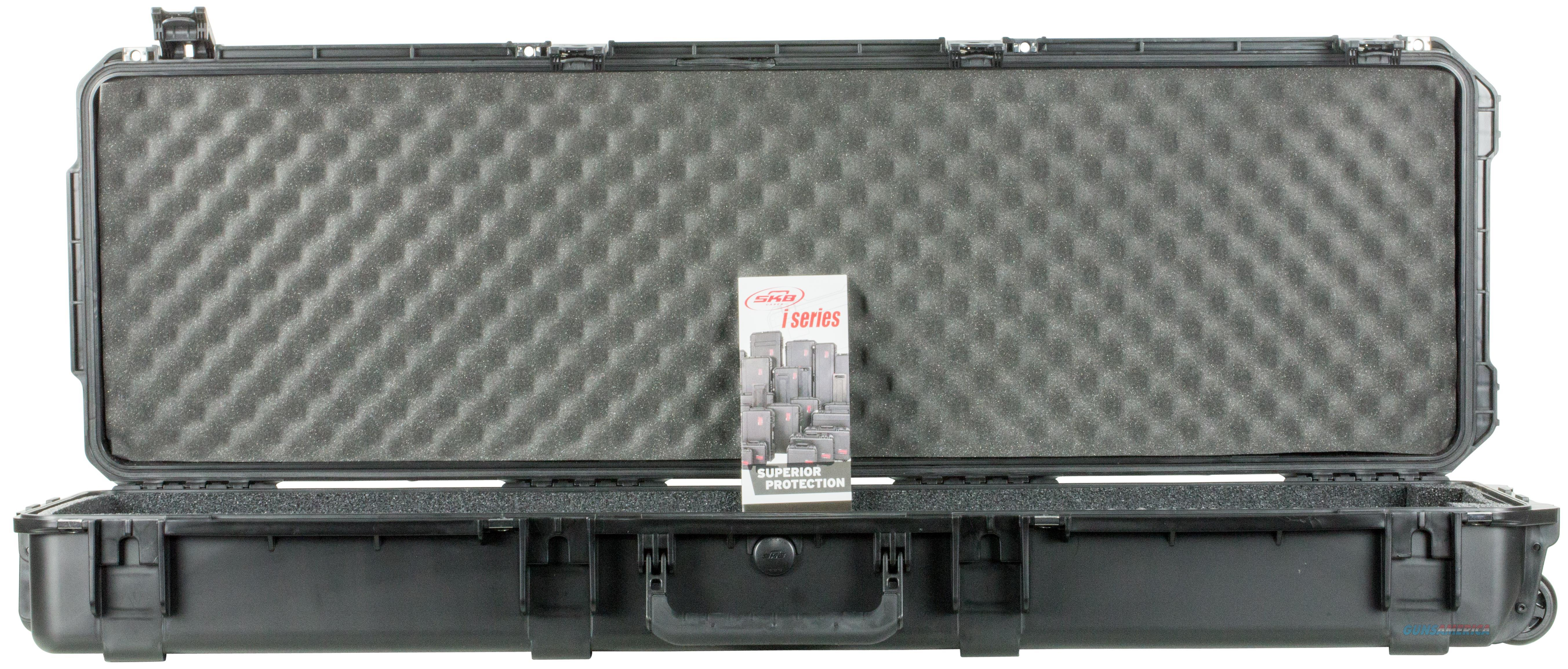 Skb 3I5014db Iseries Bow Case Polypropylene Matte 3I5014DB  Non-Guns > Gun Cases