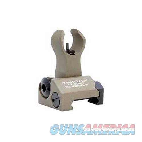 Troy Industries Inc Troy Fldng Hk Front Battle Sight Fde SSIG-FBS-FHFT-00  Non-Guns > Iron/Metal/Peep Sights