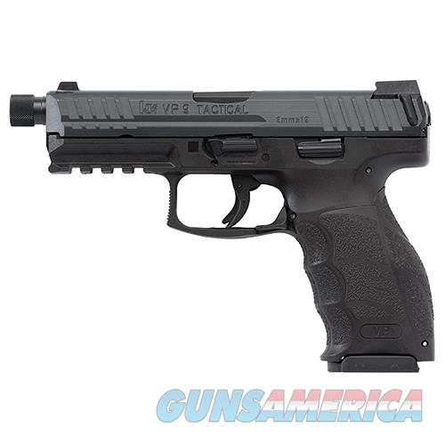 Heckler & Koch Vp9 9Mm 700009TLE-A5  Guns > Pistols > H Misc Pistols