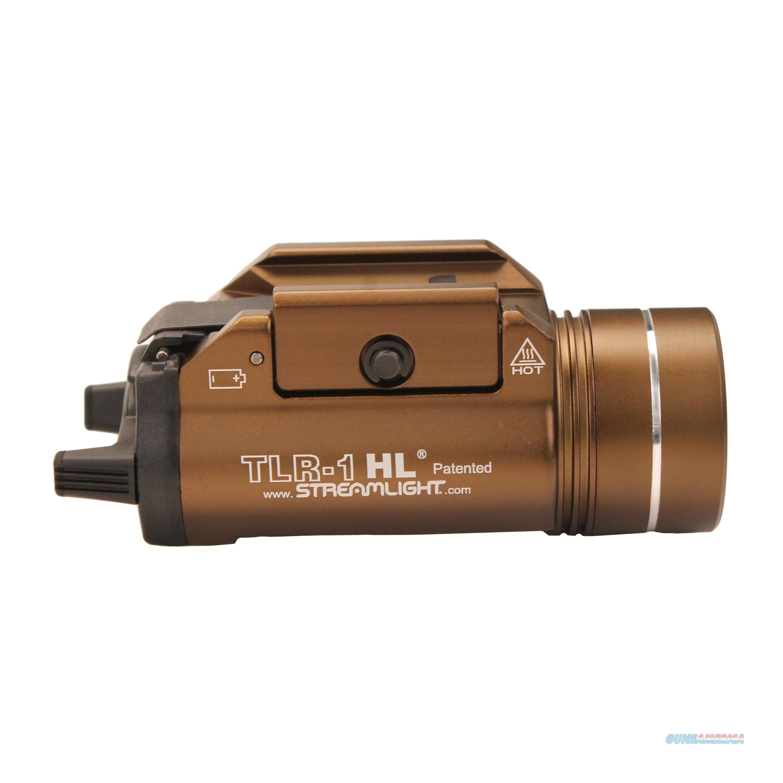 Streamlight Tlr-1 Hl 69267  Non-Guns > Gun Parts > Misc > Rifles