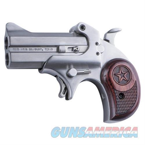 "Bond Arms Bacd Cowboy Defender Derringer Single 357 Magnum 3"" 2 Round Stainless BACD357MAG  Guns > Pistols > B Misc Pistols"