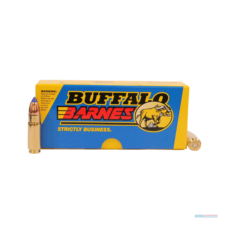 Buffalo Bore Ammunition 458 Socom, 300 Grains, Barnes Tsx, Per 20 47A/20  Non-Guns > Ammunition