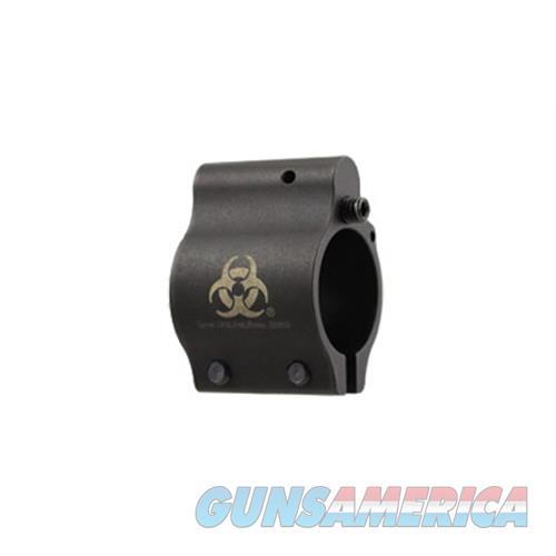 Black Rain Low Pro Gas Block.750 Adj BROLP750A  Non-Guns > Gun Parts > Misc > Rifles