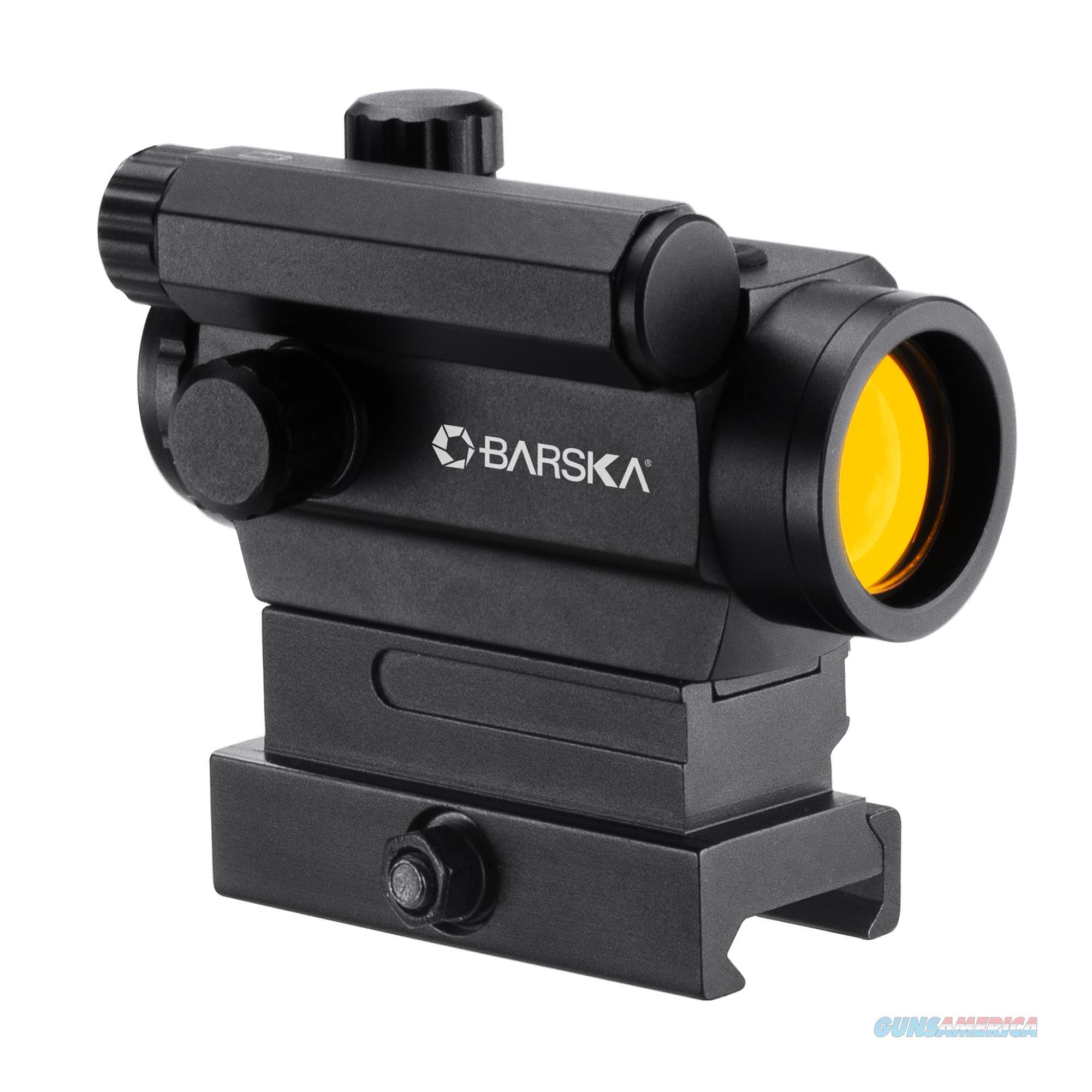 Barska Optics Hq Red Dot AC13158  Non-Guns > Iron/Metal/Peep Sights
