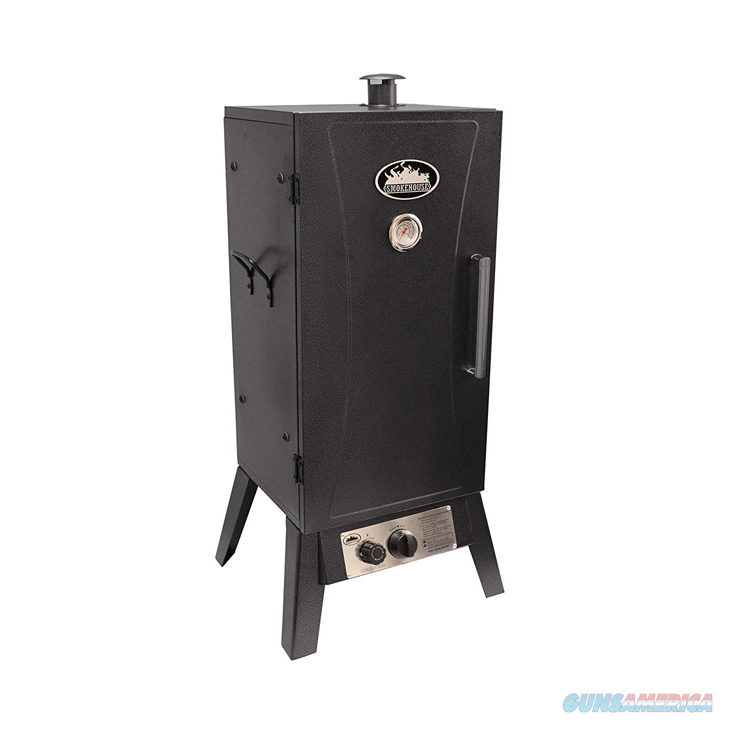 Smokehouse Products Outdoor Gas Smoker/Cooker - Silver 9933-000-SILV  Non-Guns > Fishing/Spearfishing