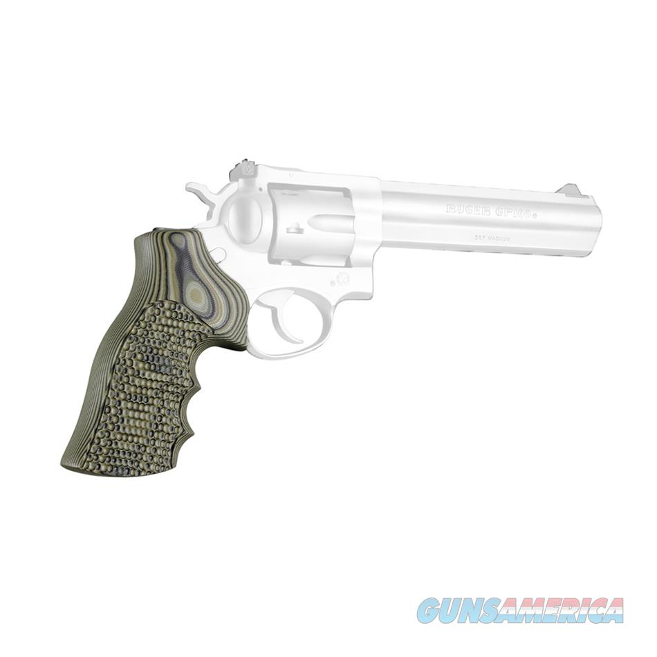 Hogue Gp100/Super Redhawk Grips 80138  Non-Guns > Gunstocks, Grips & Wood