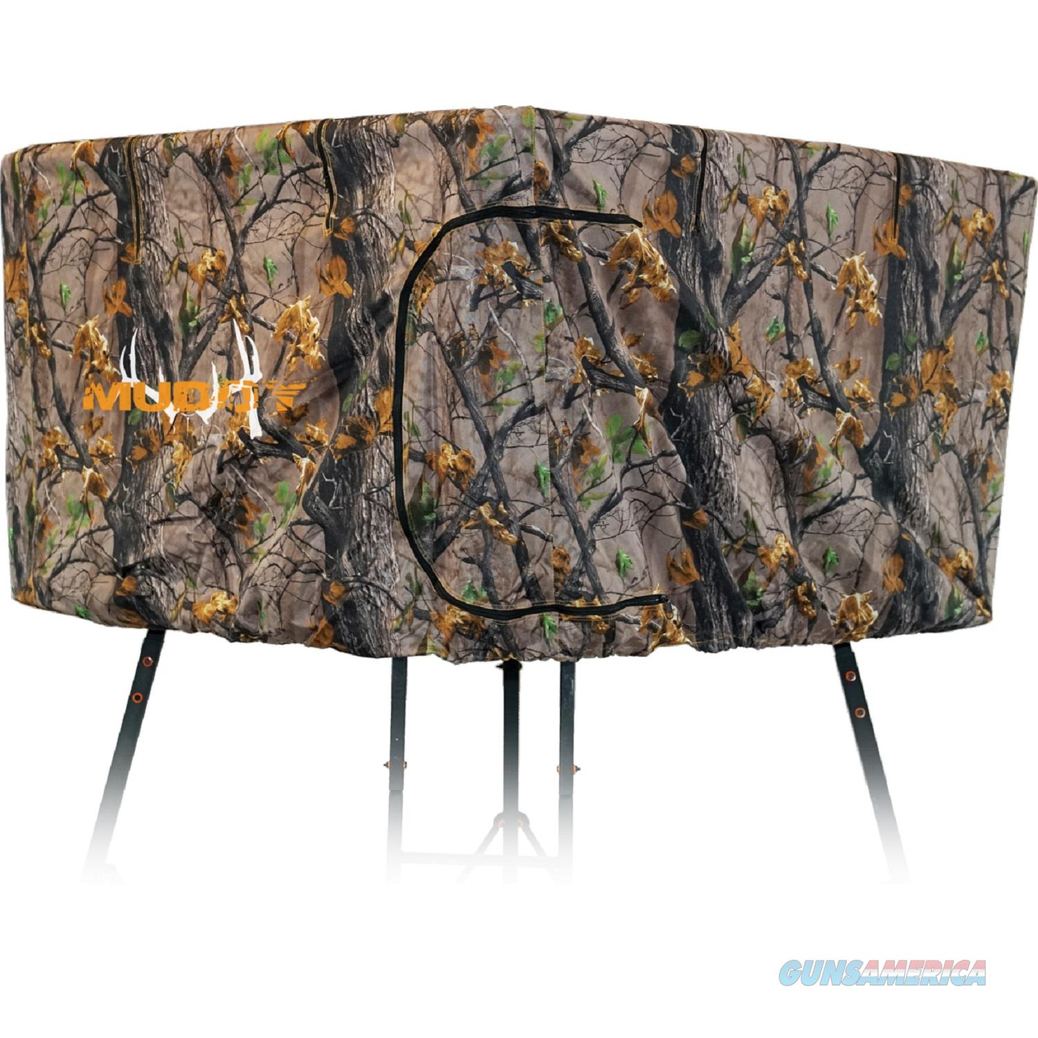 Muddy Quad Blind Kit MQA1602  Non-Guns > Hunting Clothing and Equipment > Tree Stands
