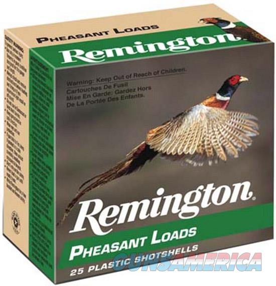 Remington Loads 12Ga 2.75 1-1/4Oz #6 25/10 PL126  Non-Guns > Ammunition
