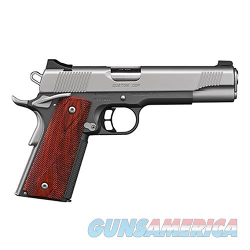 Kimber 45Acp Custom Cdp KIM3000234  Guns > Pistols > K Misc Pistols