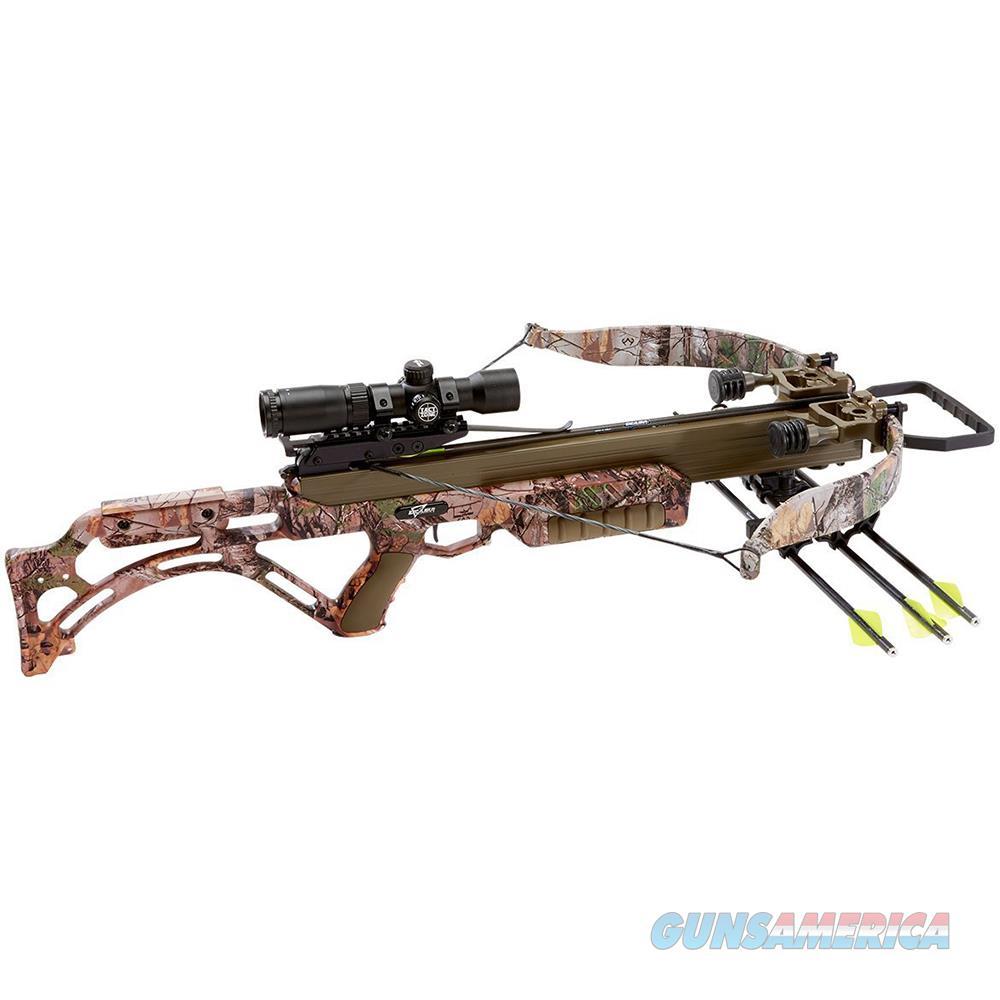 Excalibur Matrix Bulldog 380 Realtree Xtra/Forest Drab E95859  Non-Guns > Archery > Bows > Crossbows