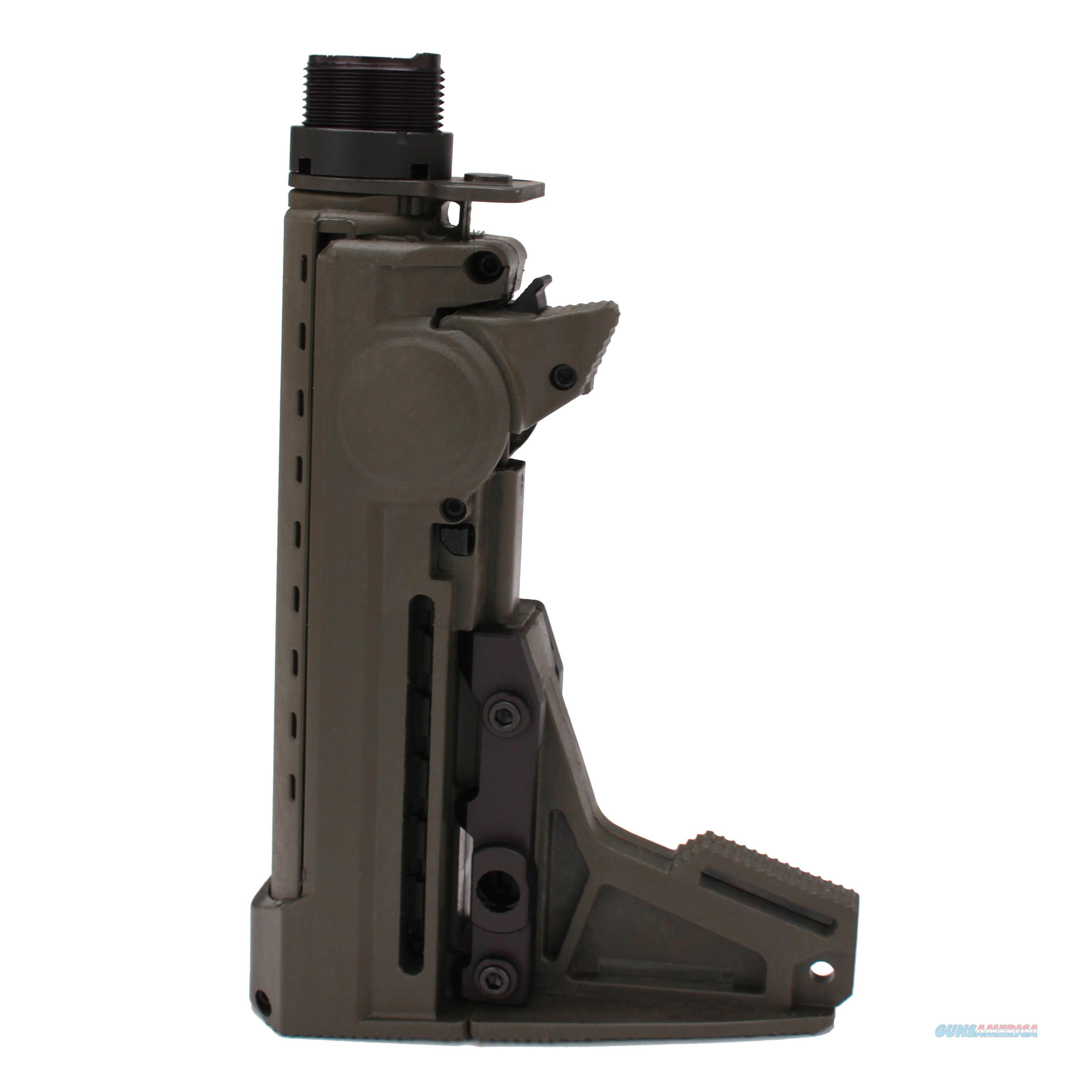 Ergo Grip Stock F93 Pro Stock Kit For Ar-15 Od Green 4925OD  Non-Guns > Gunstocks, Grips & Wood