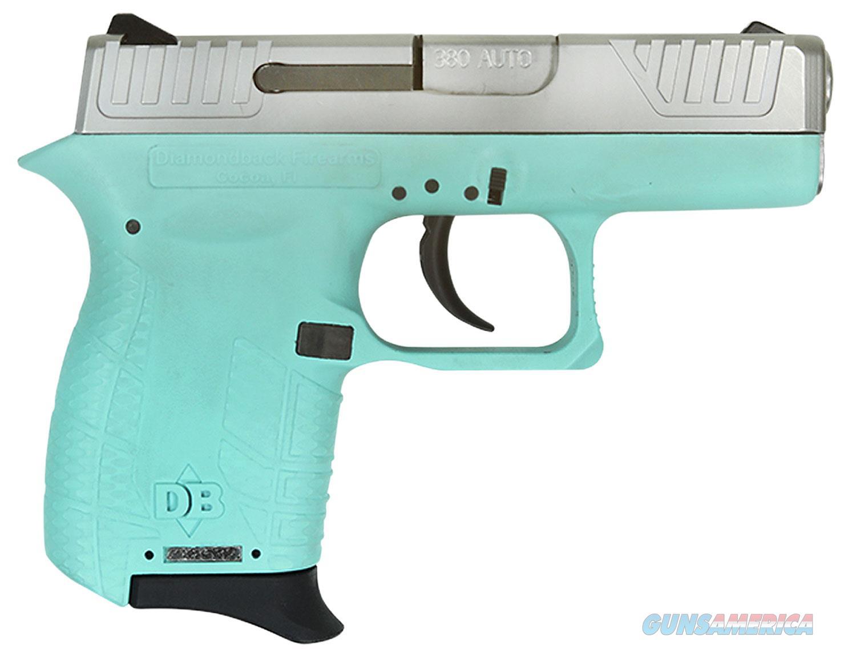 Dbf Db380 .380 Mint Ss DB380MSS  Guns > Pistols > D Misc Pistols