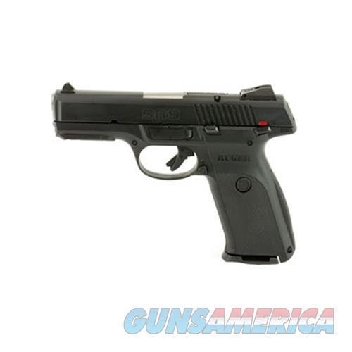 "Ruger Sr9 9Mm 4.1"" Blk 10Rd 3312  Guns > Pistols > R Misc Pistols"