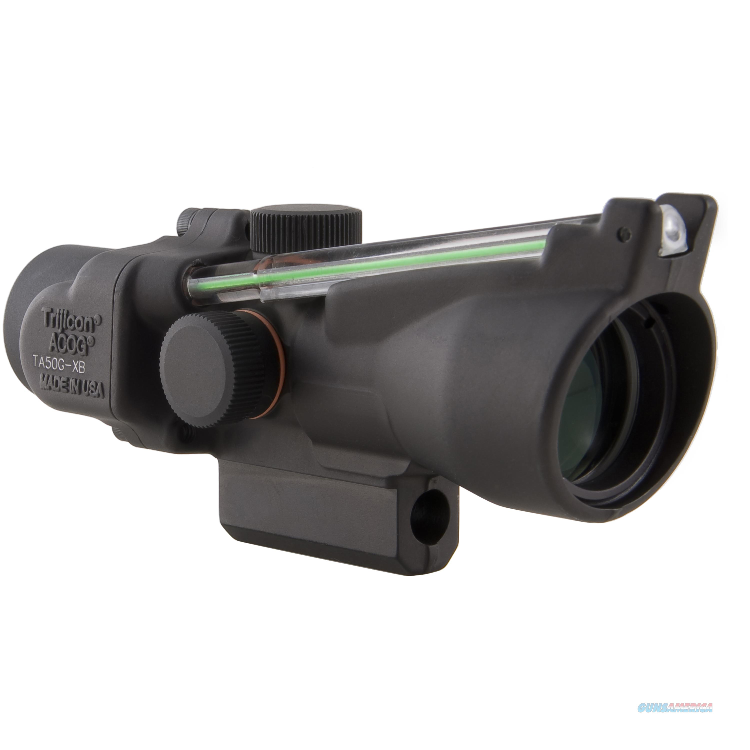 Trijicon Acog 3X24mm Xb Compact Dual Illuminated Crossbow Scope TA50-C-400145  Non-Guns > Archery > Bows > Crossbows