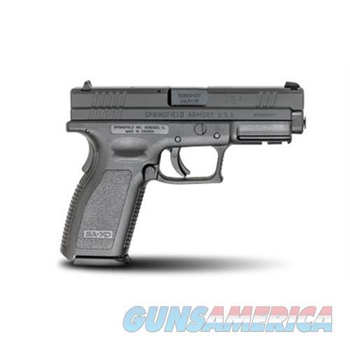 "Sprgfld Xd9 9Mm 4"" Blk 16Rd XD9101HC  Guns > Pistols > S Misc Pistols"