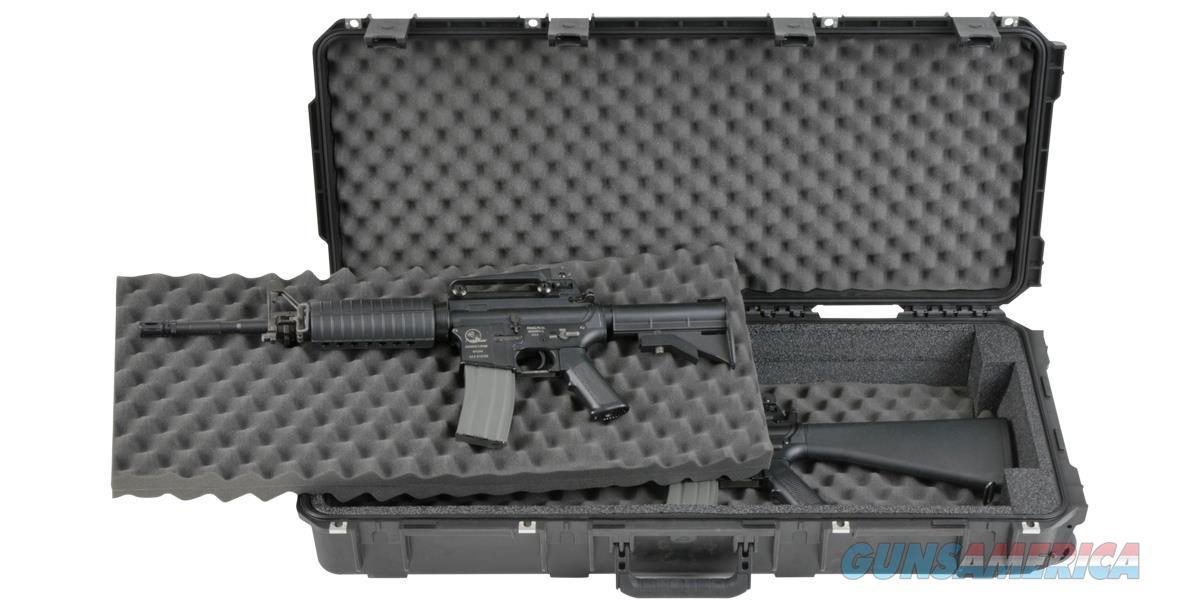 Skb 3I3614dr Iseries Assault Rifle Case Polypropylene 3I3614DR  Non-Guns > Gun Cases