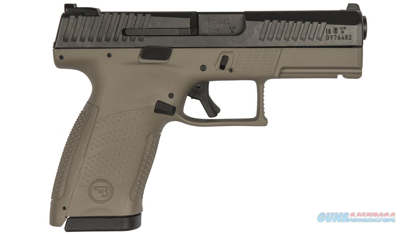 "Czusa P-10 Comp 9Mm 4"" 10Rd 01521  Guns > Pistols > C Misc Pistols"