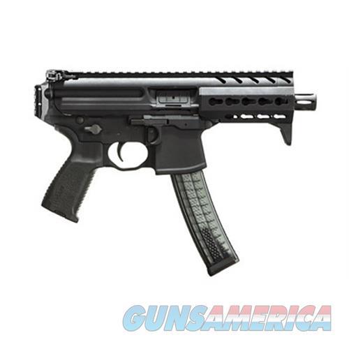 "Sig Mpx 9Mm 4.5"" Blk 30Rd Keymod Hg MPX-K-9-KM  Guns > Pistols > S Misc Pistols"