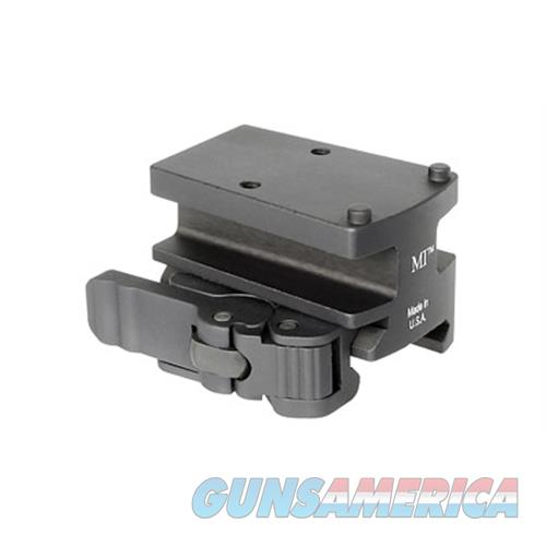 Midwest Trij Rmr Lower 1/3 Qd Mount DRMR13  Non-Guns > Scopes/Mounts/Rings & Optics > Mounts > Other