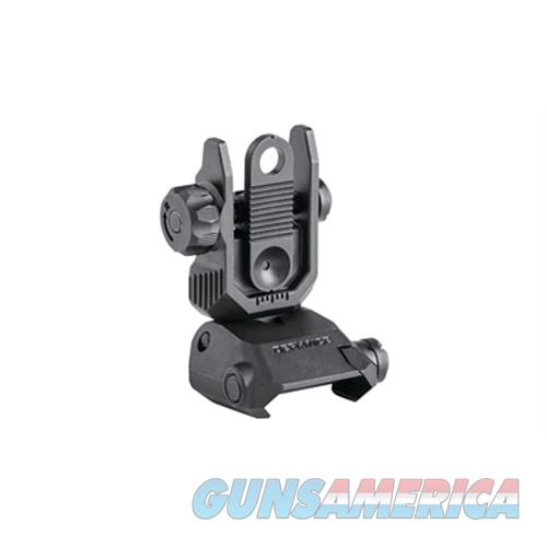 Kriss Defiance Rear Flip Sight Steel DA-RSBL00  Non-Guns > Iron/Metal/Peep Sights