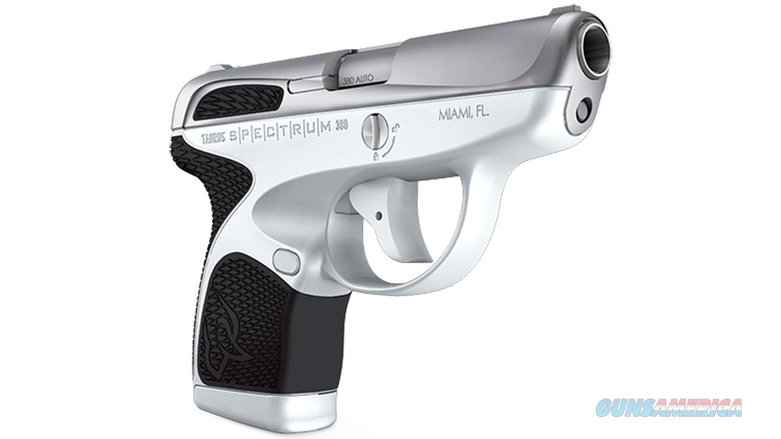 """Spectrum .380 Black/White 2.8"""" 1007039301  Guns > Pistols > TU Misc Pistols"""