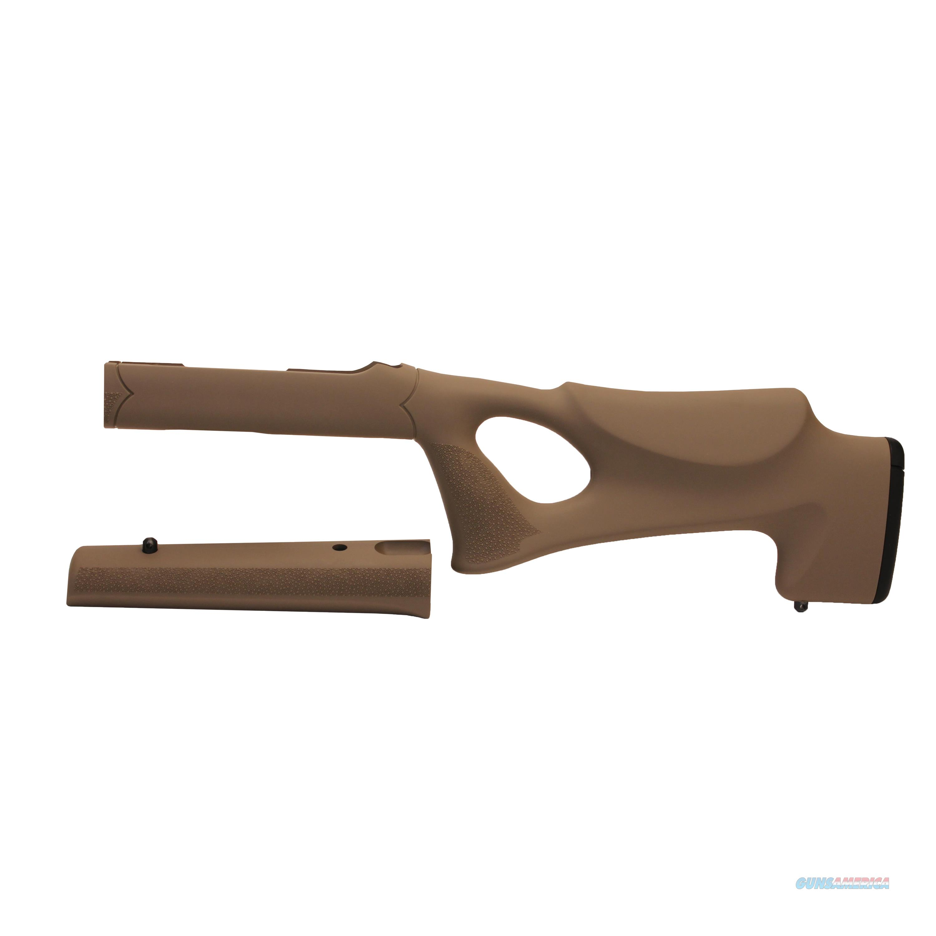 Hogue 10/22 Takedown Thumbhole Standard Barrel Rubber Overmolded Stock 21360  Non-Guns > Gun Parts > Misc > Rifles