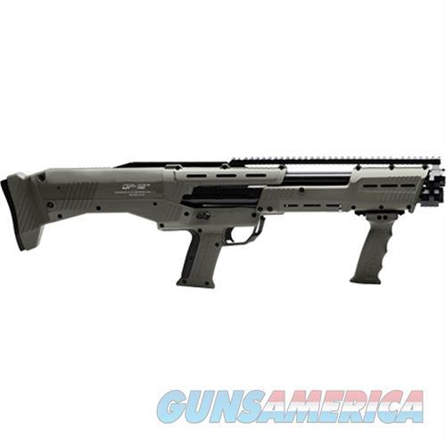 Dp-12 Dbl. 12Ga.Pump Odg DP12ODG  Guns > Shotguns > S Misc Shotguns