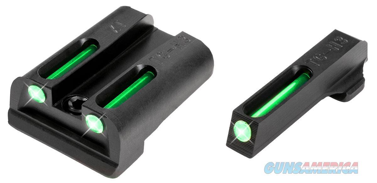 Truglo Tg131xt Brite-Site Tfo Springfield Xd Tritium/Fiber Optic Green Black TG131XT  Non-Guns > Iron/Metal/Peep Sights