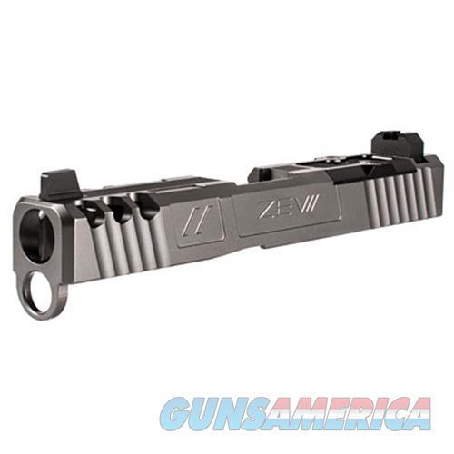 Zev Technologies Zev Spart W/Rmr Cvr For Glk19 G4 Gry SLD.KIT-Z19-4G-SPART-RMR-CW.ABS-GRY  Non-Guns > Gun Parts > Misc > Rifles