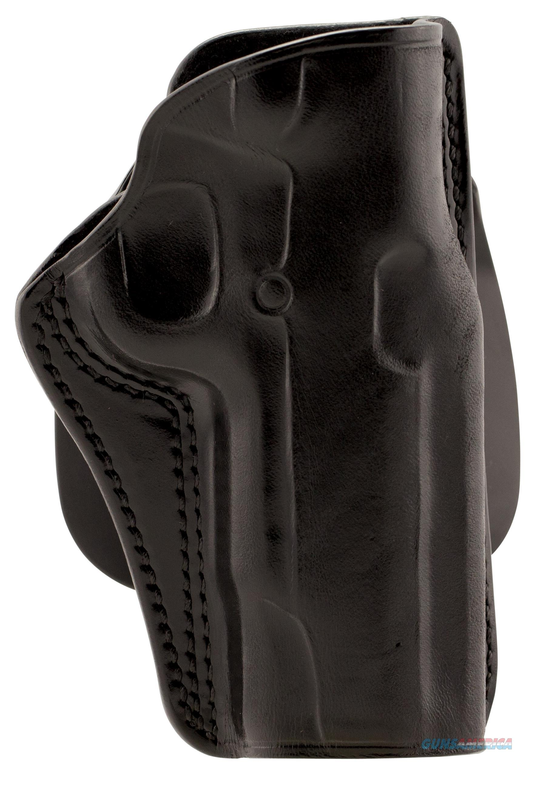 "Galco Ccp266b Concealed Carry 266B Fits Belt Width 1"" - 1.75"" Black Leather CCP266B  Non-Guns > Holsters and Gunleather > Other"