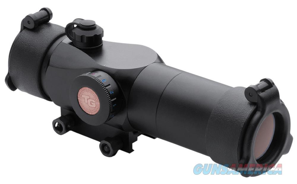 Truglo Tg8230tbn Triton 1X 30Mm Obj Unlimited Eye Relief 3 Moa Black TG8230TBN  Non-Guns > Iron/Metal/Peep Sights