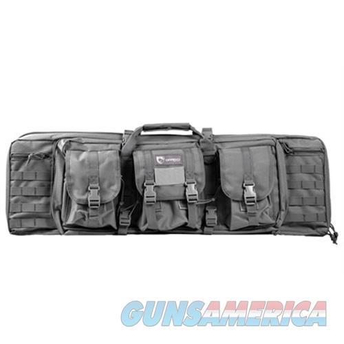 "Drago Gear Drago Gear 36"" Double Gun Case Gry 12-301 GY  Non-Guns > Gun Cases"
