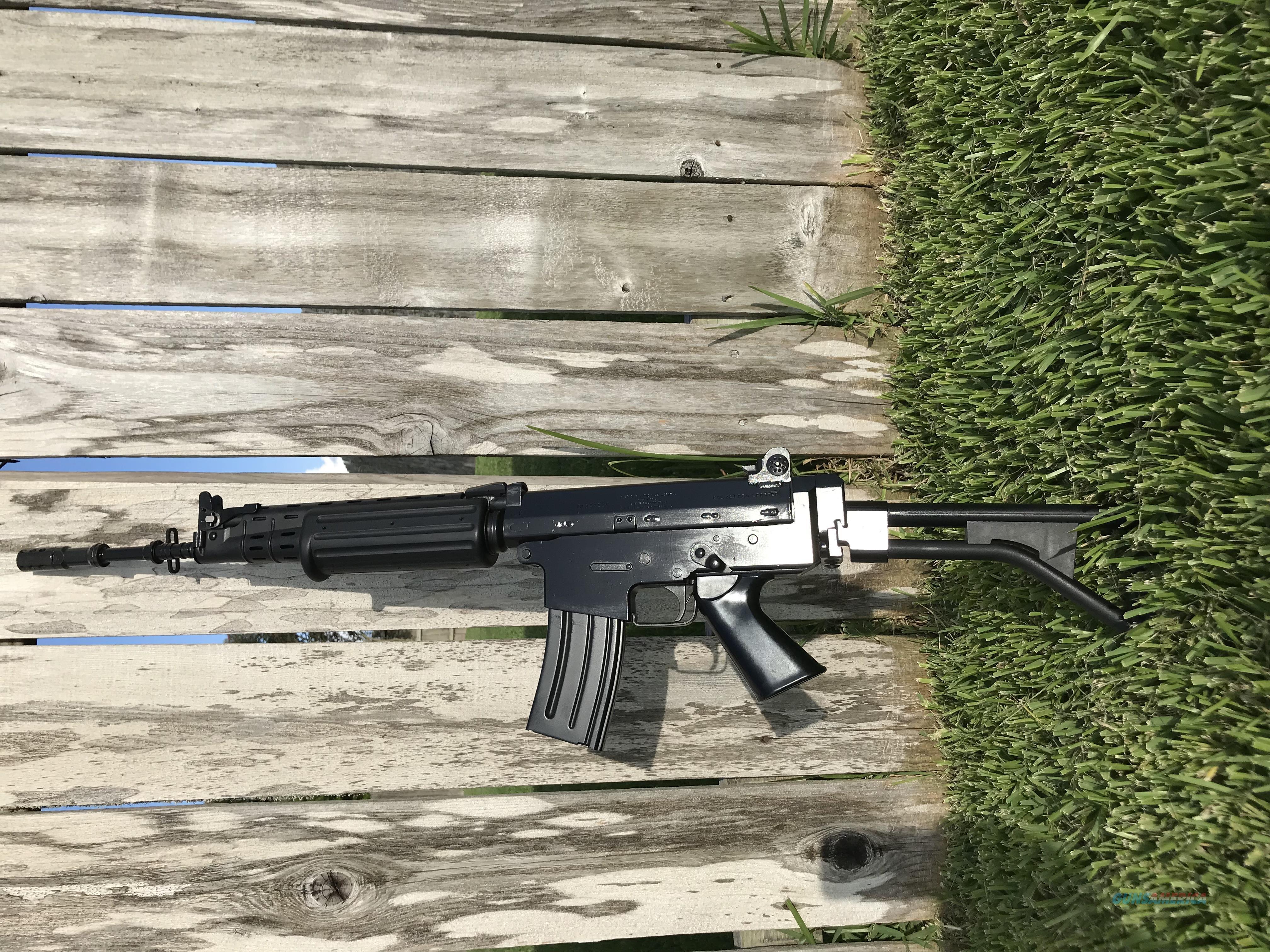 "FN FNC 18"" Folder   Guns > Rifles > FNH - Fabrique Nationale (FN) Rifles > Semi-auto > Other"
