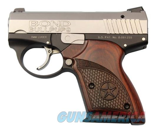 Hard To Find NIB Bond Arms Bullpup9 9mm Bullpup DAO Pistol   Guns > Pistols > Bond Derringers