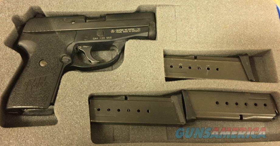 SIG Sauer P239 With DAK Trigger And 3 Mags, night sights .40 S&W  Guns > Pistols > Sig - Sauer/Sigarms Pistols > P239