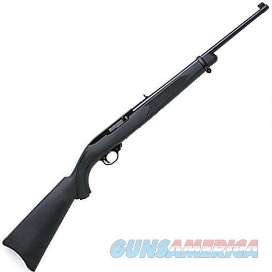 RUGER 10/22 CARBINE BLUED WITH SYNTHETIC STOCK   Guns > Rifles > Ruger Rifles > 10-22