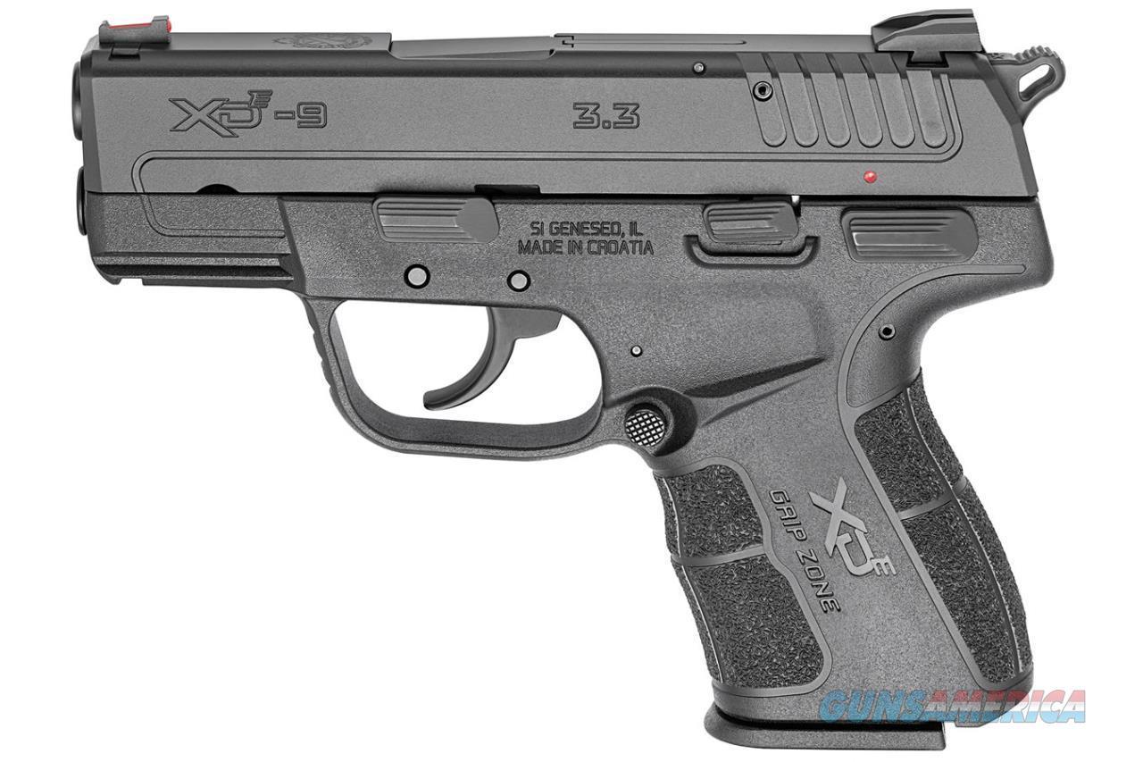 SPRINGFIELD ARMORY XDE-9 NIB FREE SHIPPING  Guns > Pistols > Springfield Armory Pistols > XD-E