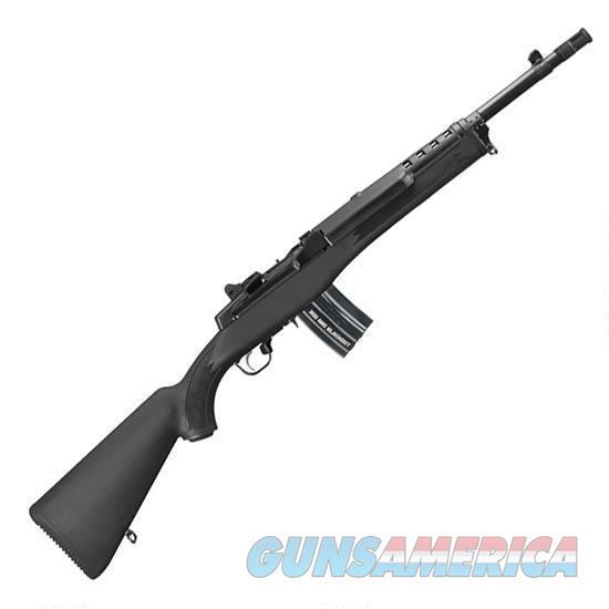 RUGER MINI-30 300 BLK RANCH RIFLE NIB FREE SHIPPING  Guns > Rifles > Ruger Rifles > Mini-14 Type