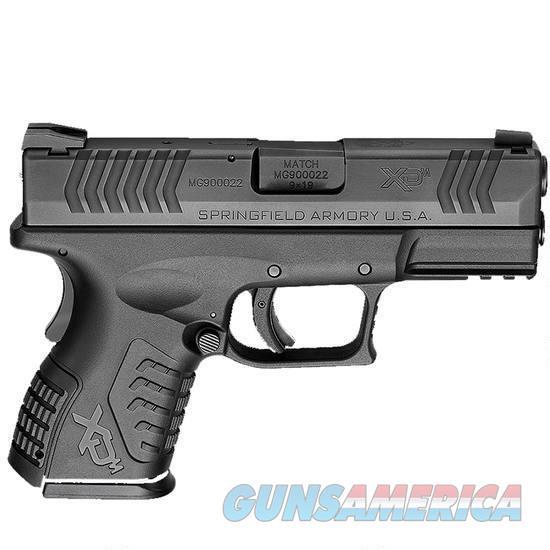 """SPRINGFIELD ARMORY XDM-9 3.8"""" NIB FREE SHIPPING  Guns > Pistols > Springfield Armory Pistols > XD-M"""