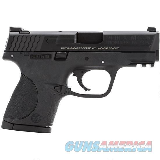 SMITH AND WESSON M&P9C NIB FREE SHIPPING  Guns > Pistols > Smith & Wesson Pistols - Autos > Polymer Frame