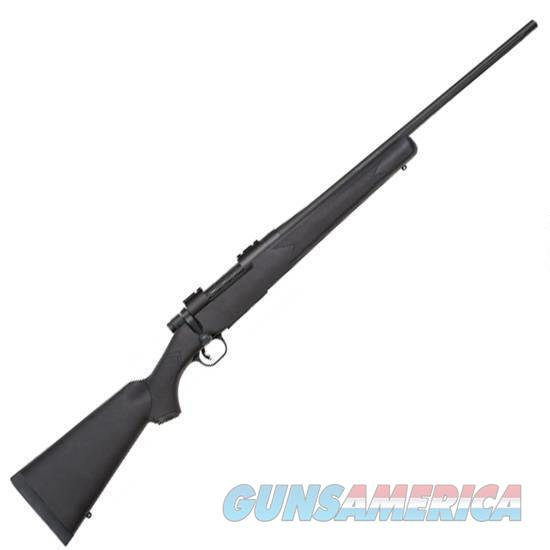 MOSSBERG PATRIOT .308WIN BLACK SYNTHETIC FLUTED BARREL NIB FREE SHIPPING  Guns > Rifles > Mossberg Rifles > Patriot