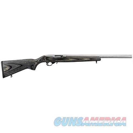 RUGER 10/22 STAINLESS BULL BARREL NIB FREE SHIPPING  Guns > Rifles > Ruger Rifles > 10-22