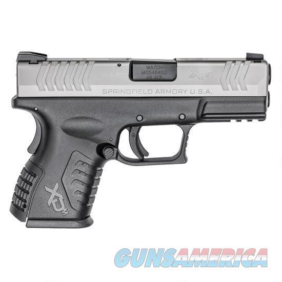 SPRINGFIELD XDM45 BITONE NIB FREE SHIPPING  Guns > Pistols > Springfield Armory Pistols > XD-M