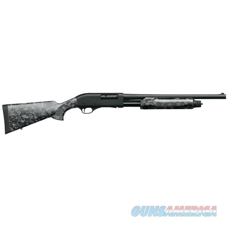 WEATHERBY PA-08 REAPER BLACK CAMO NIB FREE SHIPPING  Guns > Shotguns > Weatherby Shotguns > Pump