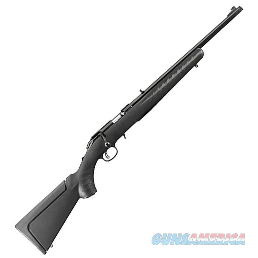 "RUGER AMERICAN COMPACT RIFLE .22LR 18"" THREADED BARREL NIB FREE SHIPPING  Guns > Rifles > Ruger Rifles > American Rifle"