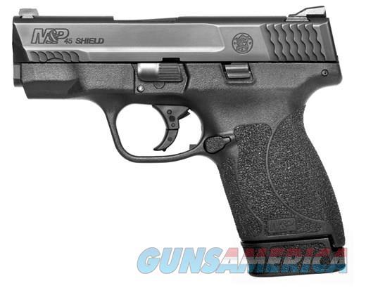 SMITH & WESSON M&P SHIELD45 NIB FREE SHIPPING  Guns > Pistols > Smith & Wesson Pistols - Autos > Shield
