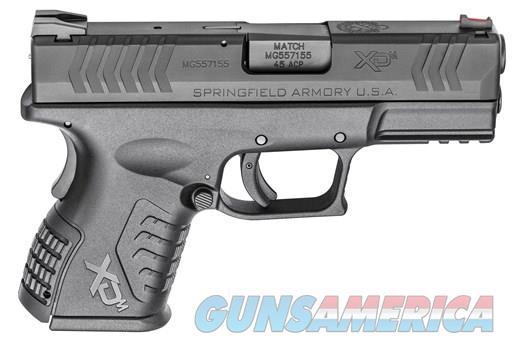 """SPRINGFIELD ARMORY XDM-45 3.8"""" NIB FREE SHIPPING  Guns > Pistols > Springfield Armory Pistols > XD-M"""