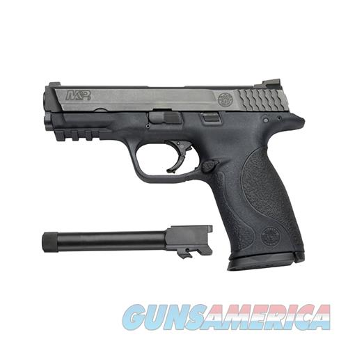 SMITH & WESSON THREADED BARREL KIT NIB FREE SHIPPING  Guns > Pistols > Smith & Wesson Pistols - Autos > Polymer Frame