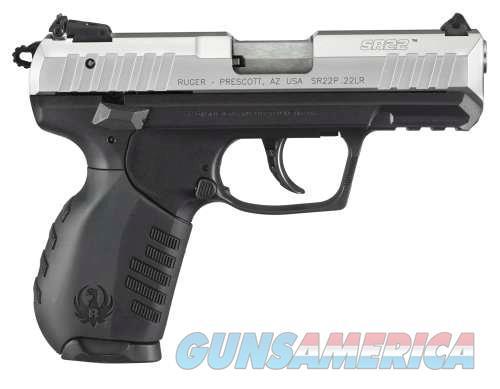 RUGER SR-22 NIB FREE SHIPPING!!!  Guns > Pistols > Ruger Semi-Auto Pistols > SR Family > SR22